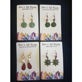 Briar & Ash Design Earrings $18