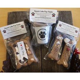 Squam Lake Pup Treats dog treats