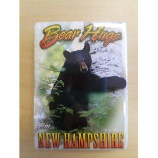 Eastern Illustrating Magnet-Bear Hugs