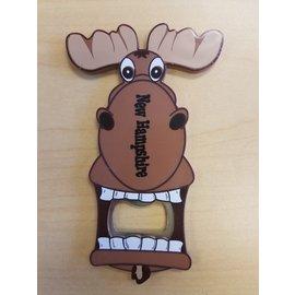 Eastern Illustrating Bottle Opener-Moose Mouth