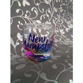 Eastern Illustrating Shot-Rainbow Glass