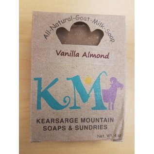 Kearsarge Mountain Soap 4 oz  Soap Bar