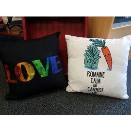 Cheri Haire Pillow