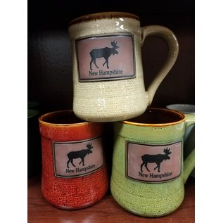 Eastern Illustrating Mug: Pottery Moose Beer