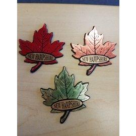 Eastern Illustrating Magnet:  Leaf