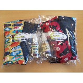 Textile Temptations LLC Stone Buddies Neck Pad w/Spray