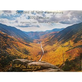 Michelle Ettelson Calendar: Seasons of NH