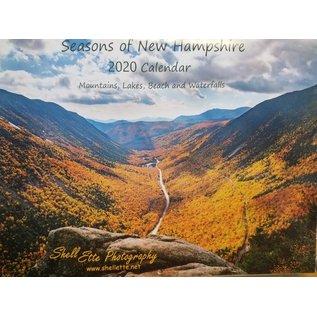Michelle Ettelson Calendar: Seasons of NH