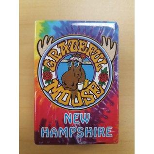 Eastern Illustrating Magnet: Grateful Moose NH