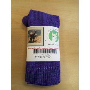 Nodrog Farms Alpaca Socks