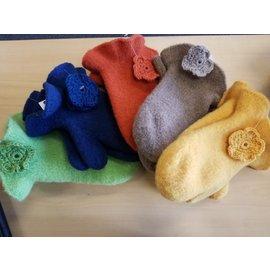 Mitten Mill Mittens - 100% Peruvian Llama Wool