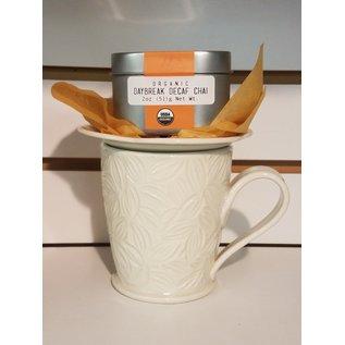 White Heron Tea Daybreak Decaf Chai 2 oz