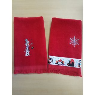 Mittens by NK Bath Towel