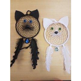 Amie Prescott Cat Dreamcatcher