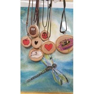 Cinder Crafter Necklace