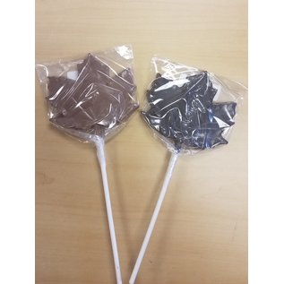 Van Otis Chocolates LLC Pop: Leaf Dark Choc
