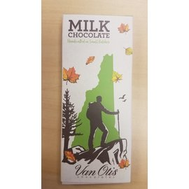 Van Otis Chocolates LLC NH Souvenir Bar: Milk Chocolate
