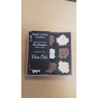 Vermont Chandler Van Otis: Maple Cream Truffles