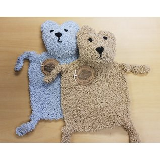 White Mountain Yarnery Crochet Teddy Lovie