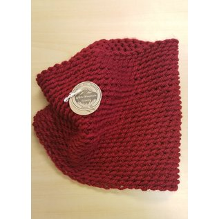 White Mountain Yarnery Crochet Cowel Scarf