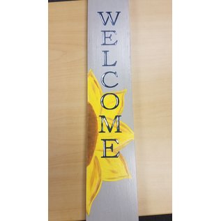 """Bumeit Designs Painted Signs (3.5"""" x 18.5"""")"""