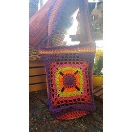 Jessica Hart Crochet Market Bag