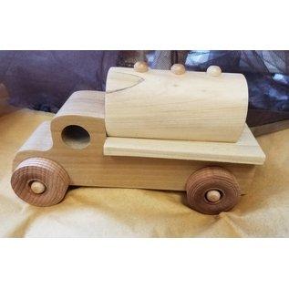 Enjoy Wooden Toys Water Truck