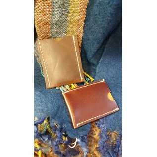 Dogwood Leather Shop Leather Wallet:  Plain