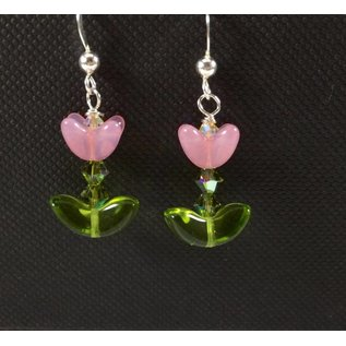 Beadwitching Jewelry Tulip Earrings