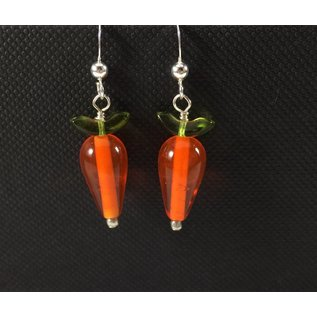 Beadwitching Jewelry Easter Carrot Earrings