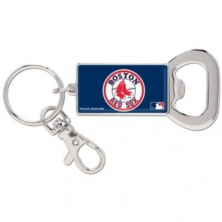 Wincraft Red Sox Keychain / Key Ring Bottle Opener