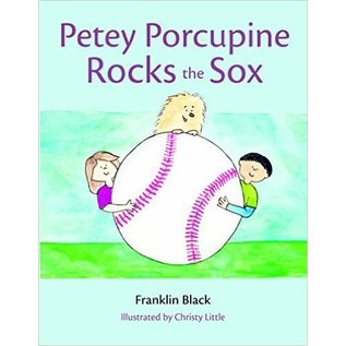 Franklin Black Petey Porcupine Rocks the Sox