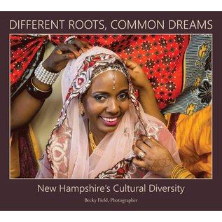 Becky Fields Different Roots, Common Dreams Book