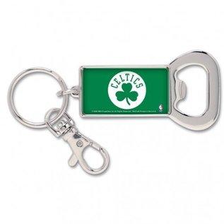 Wincraft Boston Celtics Keychain / Key Ring Bottle Opener