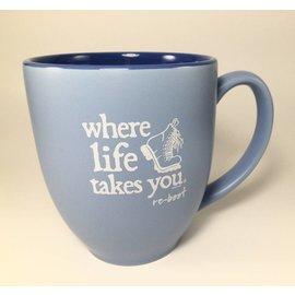 Where Life Takes You Reboot Mug