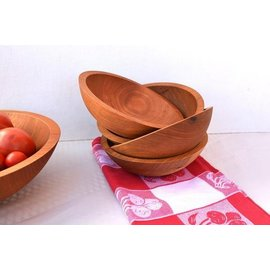 NH Bowl & Board 7-inch Cherry Bowl