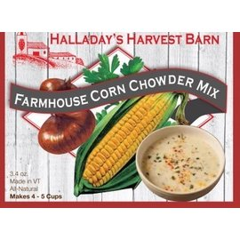 Halladay's Barn Farmhouse Corn Chowder Mix