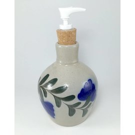 Salmon Falls Stoneware Stoneware Liquid Soap Dispenser