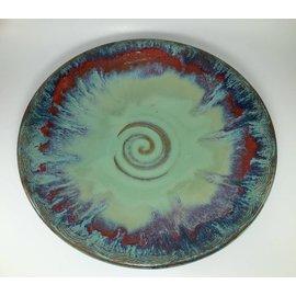 Rainmaker Pottery Spiral Pottery Bowl