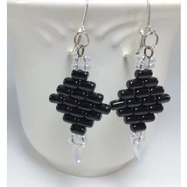 Beaded Jewelry 4 U Beaded Earrings
