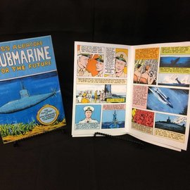 Mitchell Comics USS Albacore Submarine for the Future Comic Book