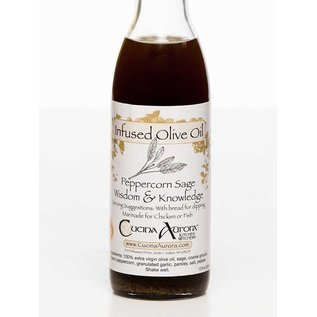 Cucina Aurora Infused Olive Oil