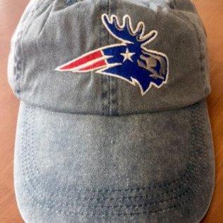 Woods & Sea Patriot Moose Baseball Hat