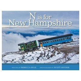 Islandport Press N is for New Hampshire Book