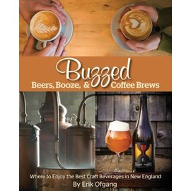 Islandport Press Buzzed:  Beers, Booze, & Coffee Brews