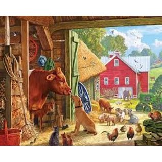 White Mountain Puzzles Inc. Puzzles - 500+ Piece