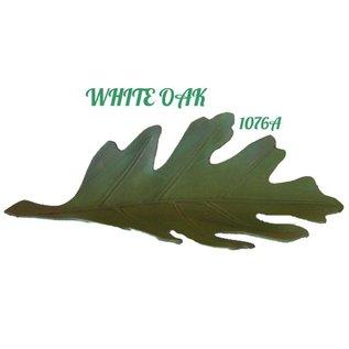 Log Cabin Leather by Jan Leather White Oak Leaf