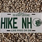 Commemorative Designs New Hampshire Souvenir License Plate