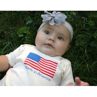Simply Chickie Made in America Onesie and  T-shirt