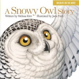 Islandport Press A Snowy Owl Story Book